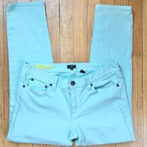 WOMEN'S J.Crew Stretch Jeans SIZE 30